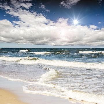 Strand Urlaub Rügen